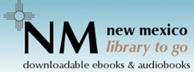 Logo for OverDrive — New Mexico Library To Go